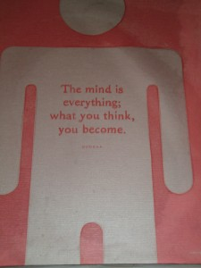 """""""Oh so true Wise Buddha"""""""